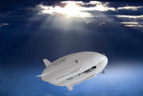Northrop Grumman unveils its mega zeppelin