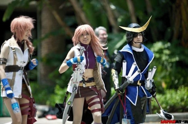 U-La-La, The Game Cosplayers of Anime Expo