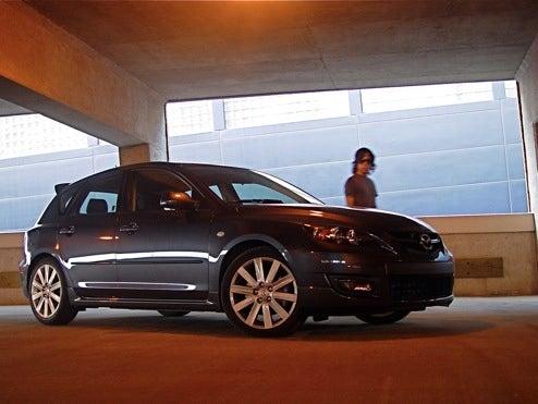 2008 Mazdaspeed3, Part One