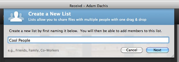 Receivd Is a Real-Time Collaborative File Sharing Environment (and We've Got Beta Invites!)