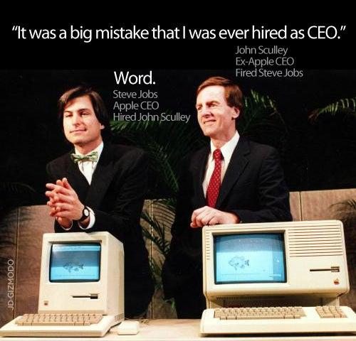 Steve Jobs' Biggest Mistake—Or His Best Decision