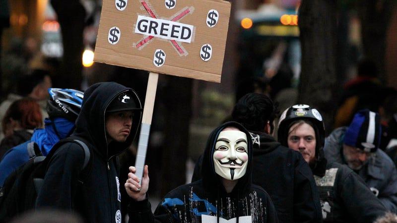 V for Vendetta's Creators on Creating a Protest Symbol