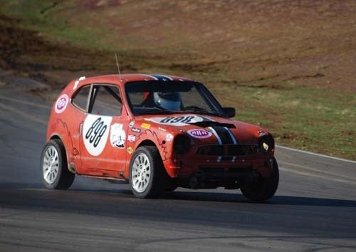 Inside The Angry Hamster V65 Magna-Powered Honda Z600