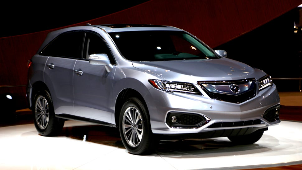 2017 acura rdx features reviews specs price release date redesign. Black Bedroom Furniture Sets. Home Design Ideas
