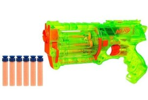 Extreme Sporting: Who Will Compete in a Nerf Vortex Championship?