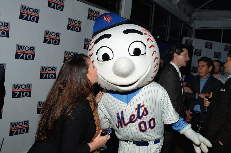 The Secret Service Threatened to Kill Mr. Met: Report