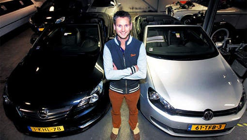 Dutchman travels to Iraq to get his stolen convertibles back