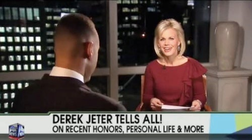 How Fox News Landed That Derek Jeter Interview