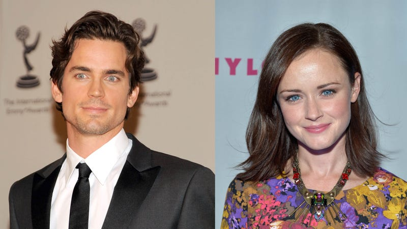 Outraged Fans Want Matt Bomer and Alexis Bledel Cast in 50 Shades