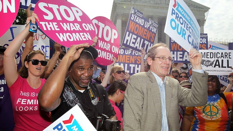 What Does the Supreme Court Ruling on Obamacare Mean for Your Vagina?