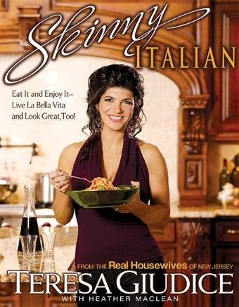 Real Housewife Teresa Giudice Lands Another Book Deal