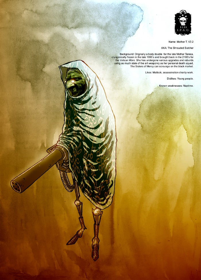 Ben Templesmith Brings You Doctor Who and the Decapitated Corpse