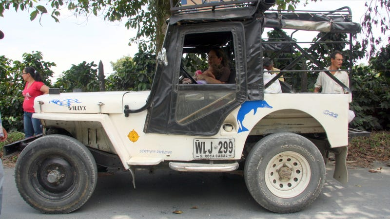 Jeep Country, Colombia: Pictures