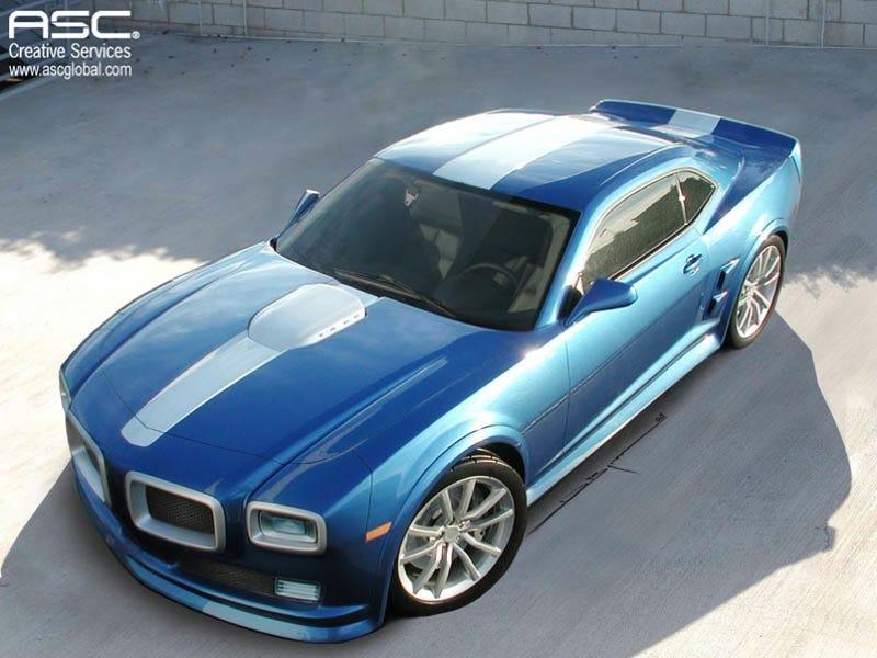 ASC To Turn New Camaro Into Trans-Amaro