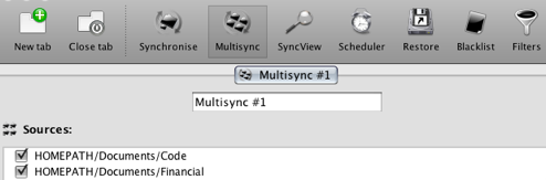 Synkron Syncs Files and Folders Across Platforms
