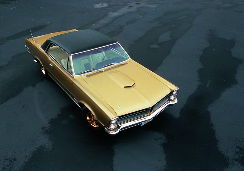 GTO: Pontiac's Great One, by Darwin Holmstrom