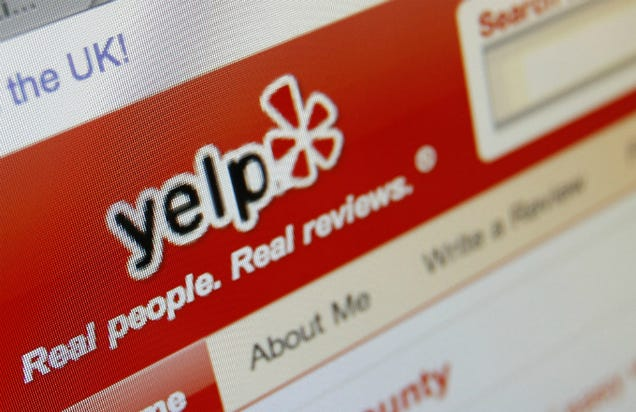 Yelp Has a Truly Staggering Number of Dumb Reviews
