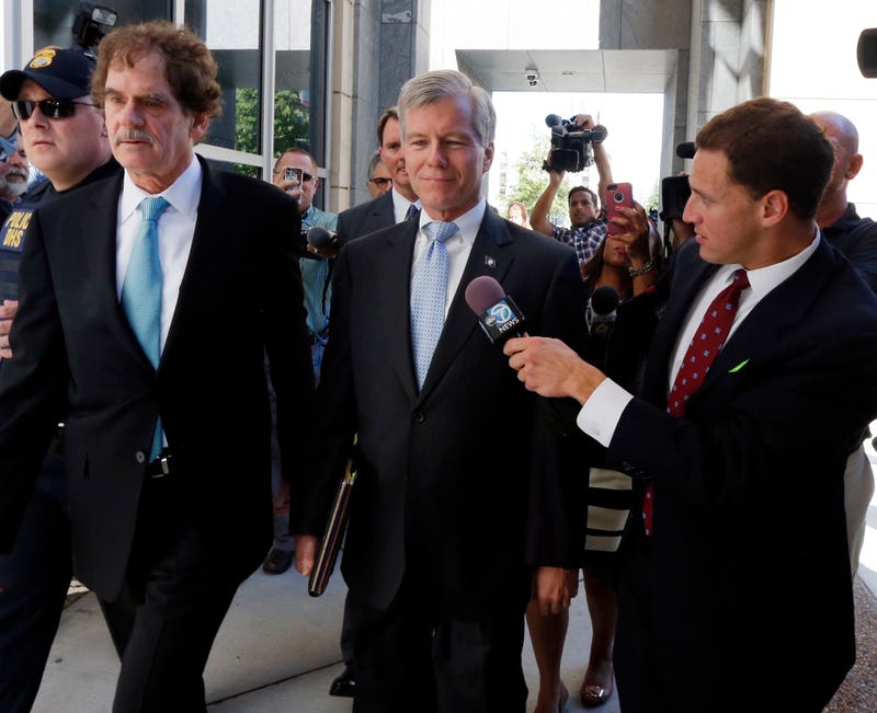Bob McDonnell: My Wife and I Are Too Screwed Up to Conspire Criminally