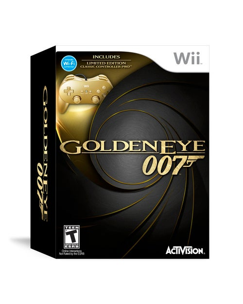 We're Giving Away Four Classic Editions of Goldeneye, Want One?