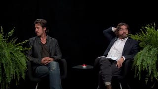 <em>Between Two Ferns</em> Is Back With Bradley Pits and Louis C.K.