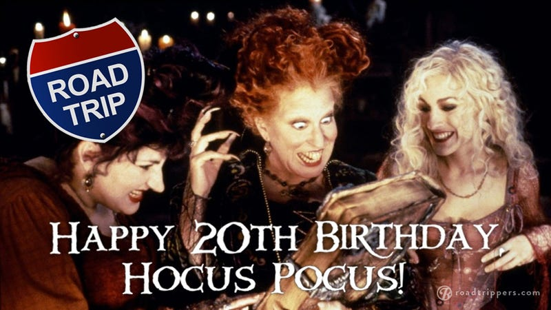 """A Bewitching Tour of """"Hocus Pocus"""" Filming Locations"""