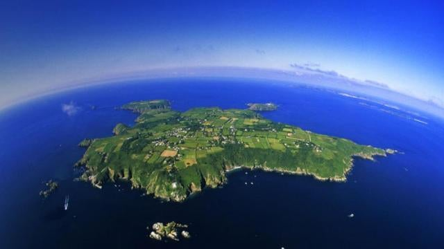 The tiny island of Sark is a window back to the Middle Ages - and that's good for science