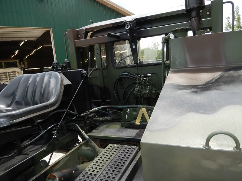 Freightliner, CASE, & Mercedes Make The Ultimate Construction Unimog