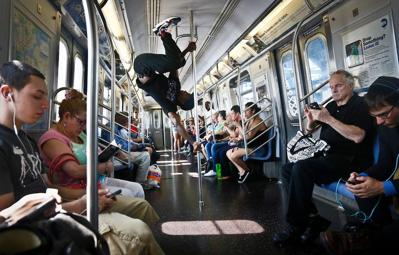 The NYPD Is Scrubbing New York Clean of Subway Dancers