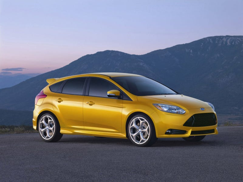 Am I too old for a Focus ST?