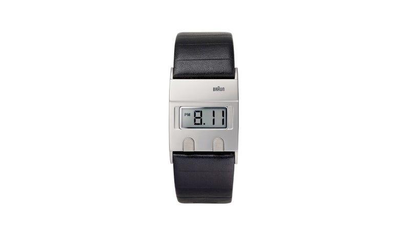 Braun (Sorta) Resurrects an Old Dieter Rams Watch Design