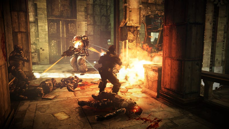 Killzone Mercenary Is The Vita FPS With Crotch-Stabbing