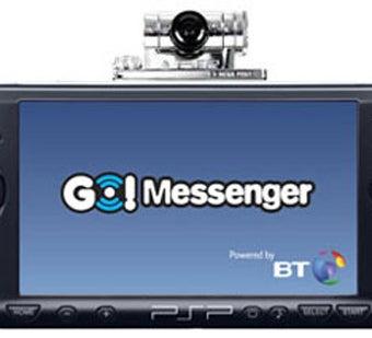 PSP Go!Messenger No Longer Going Come April