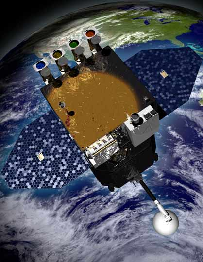 New Satellite Will Provide Weather Forecasts — On The Sun