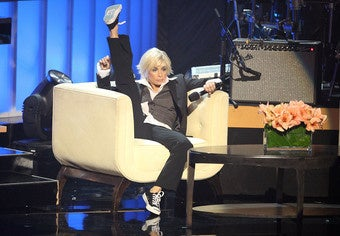 Paula Abdul's Ellen-Inspired Single White Female