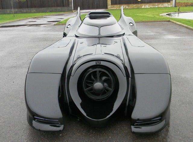Anybody Want To Buy A Batmobile?