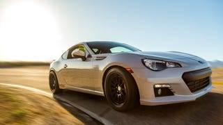 Your Ridiculously Awesome Super-Clean Tuned BRZ Wallpaper Is Here