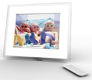 iMate Momento Digital Picture Frame: Wireless, RSS, Wi-Fi