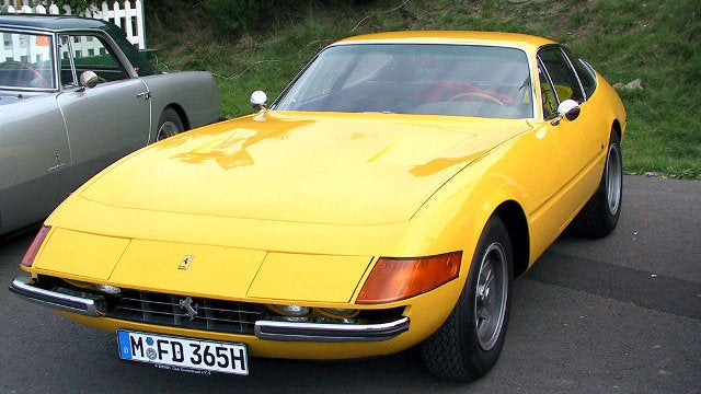 The ten most expensive vintage cars ever sold on eBay