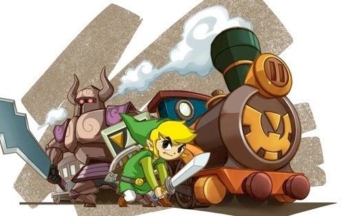 Notebook Dump: The Lack Of Zelda