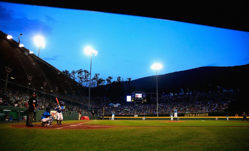 Too Busy For Girls: Off The Field At The Little League World Series