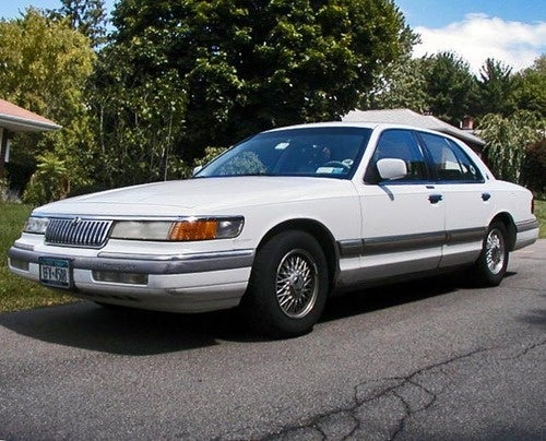 An Ode To The Mercury Grand Marquis