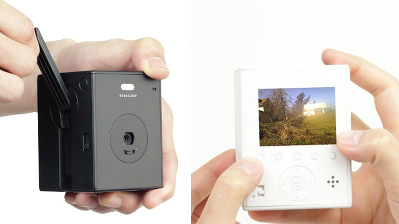 A Solar-Powered Hand-Cranked Digital Camera Laughs At Your Limited Battery Life