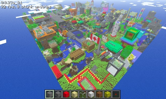 Minecraft's Creator Says Piracy, Theft Aren't the Same