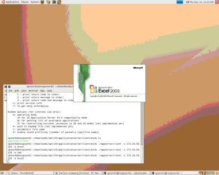 Run Windows apps on your Linux desktop