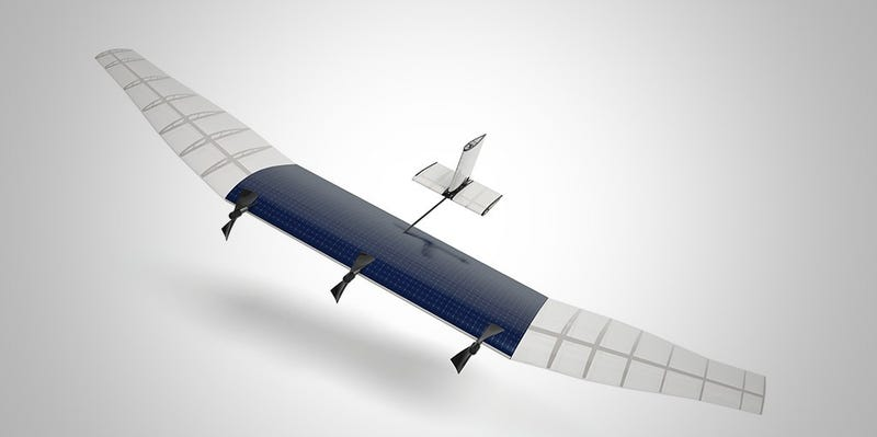 The Facebook Drones Are Coming, Zuckerberg Confirms