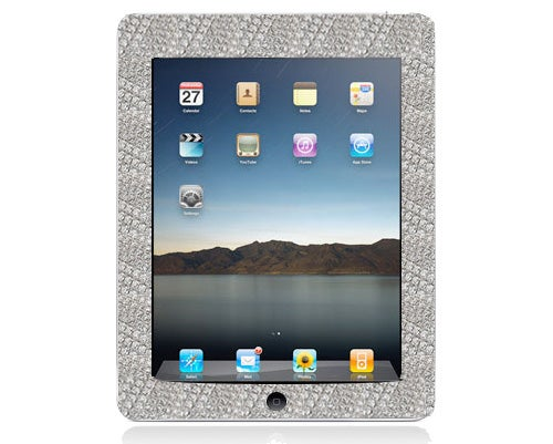 The Diamond iPad