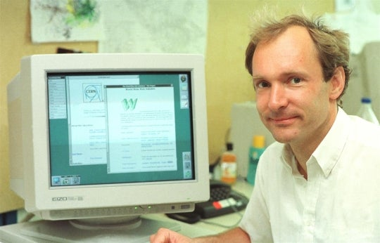The Web at 20: Not Quite Old Enough to Drink, Yet Drives Us to It