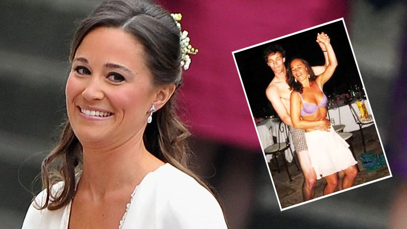 Royal Sibling Pippa Middleton Has a Sexy Picture Scandal