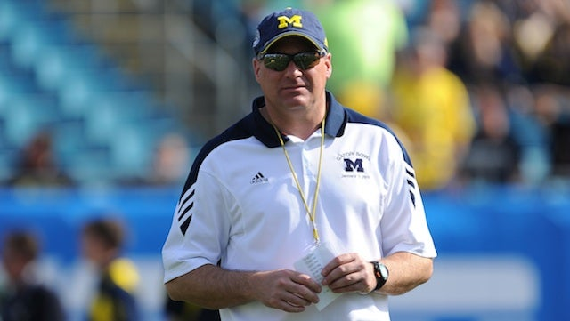 Rich Rodriguez Will Reportedly Be The Next Head Football Coach At Arizona