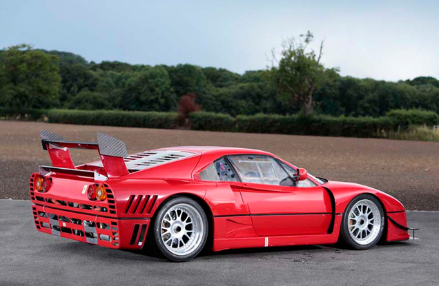 A Ferrari 288 Gto Evoluzione Is For Sale